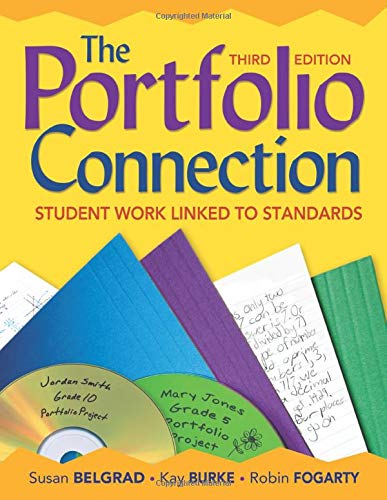 9781412959742: The Portfolio Connection: Student Work Linked to Standards
