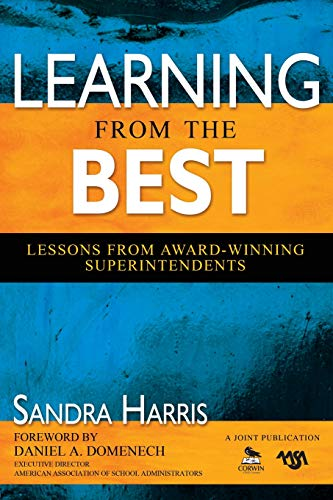 9781412959841: Learning From the Best: Lessons From Award-Winning Superintendents