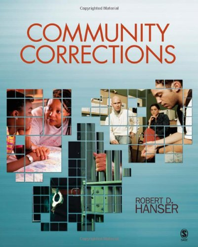 9781412959957: Community Corrections