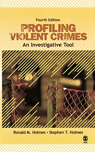 9781412959971: Profiling Violent Crimes: An Investigative Tool