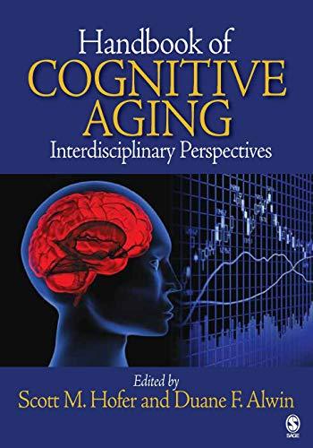Handbook of Cognitive Aging: Hofer