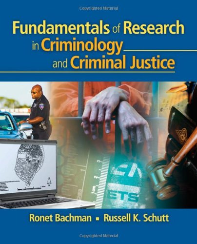 9781412960526: Fundamentals of Research in Criminology and Criminal Justice