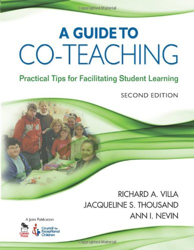 9781412960595: A Guide to Co-Teaching: Practical Tips for Facilitating Student Learning (Joint Publication)