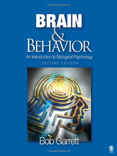 9781412961004: Brain & Behavior: An Introduction to Biological Psychology