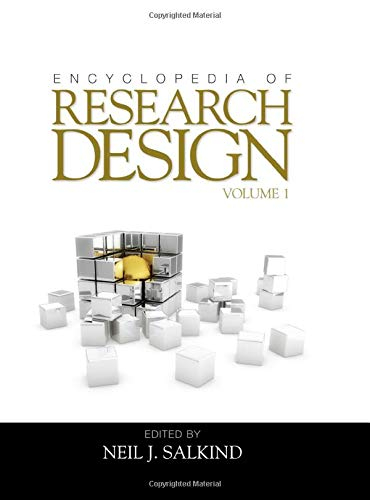 9781412961271: Encyclopedia of Research Design
