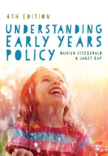 9781412961905: Understanding Early Years Policy