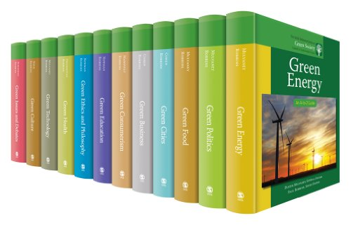 Complete Green Series Bundle: The SAGE Reference Series on Green Society (Hardback)