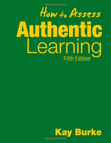 9781412962780: How to Assess Authentic Learning
