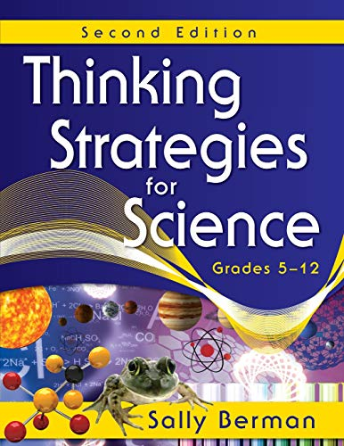 9781412962896: Thinking Strategies for Science, Grades 5-12