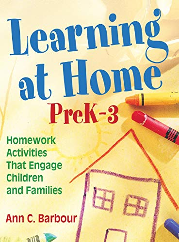 9781412963275: Learning at Home, PreK–3: Homework Activities That Engage Children and Families