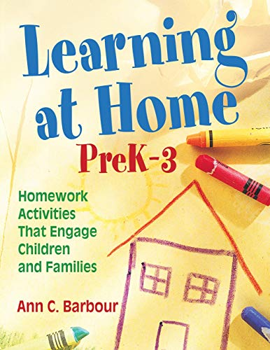 9781412963282: Learning at Home, PreK–3: Homework Activities That Engage Children and Families