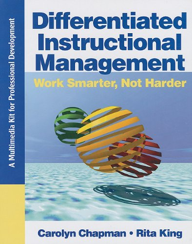 9781412963596: Differentiated Instructional Management (Multimedia Kit): A Multimedia Kit for Professional Development