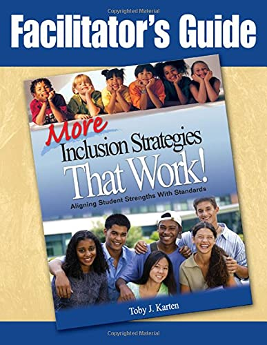 9781412964845: Facilitator′s Guide to More Inclusion Strategies That Work!