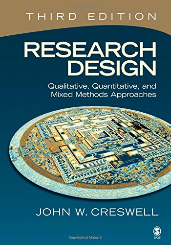 Research Design: Qualitative, Quantitative, and Mixed Methods: Creswell, John W.