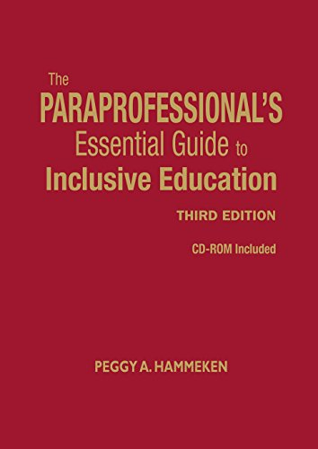 9781412966108: The Paraprofessional′s Essential Guide to Inclusive Education