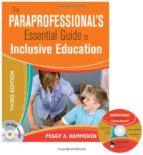 9781412966115: The Paraprofessional′s Essential Guide to Inclusive Education