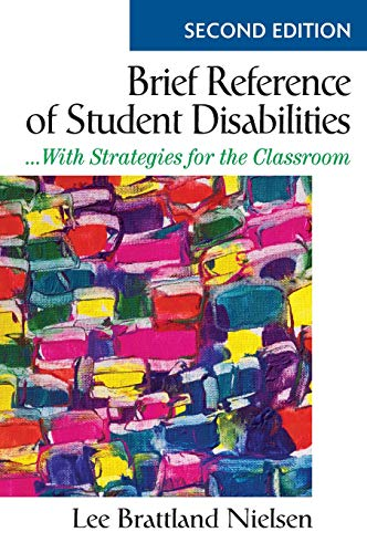 9781412966320: Brief Reference of Student Disabilities: ...With Strategies for the Classroom