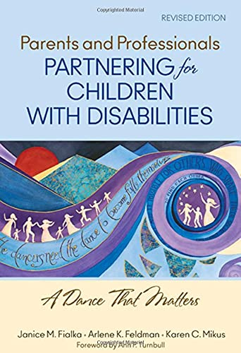 9781412966399: Parents and Professionals Partnering for Children With Disabilities: A Dance That Matters