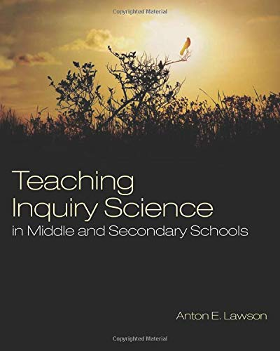 9781412966658: Teaching Inquiry Science in Middle and Secondary Schools