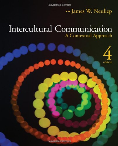 9781412967709: Intercultural Communication: A Contextual Approach