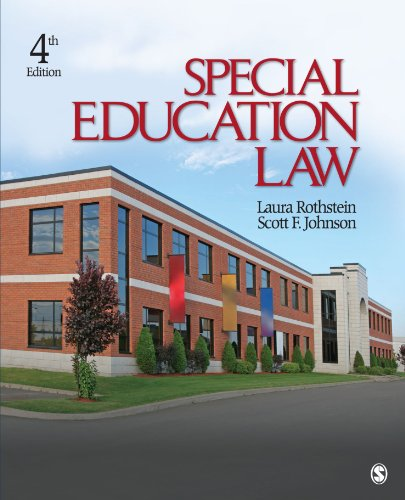 9781412967716: Special Education Law
