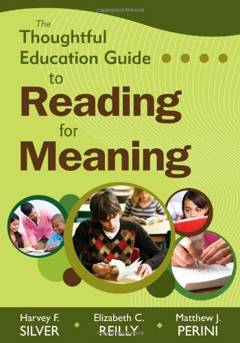 The Thoughtful Education Guide to Reading for: Harvey F. Silver,