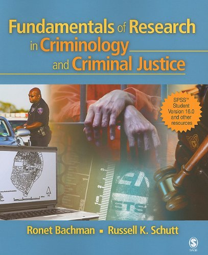 9781412968485: Fundamentals of Research in Criminology and Criminal Justice