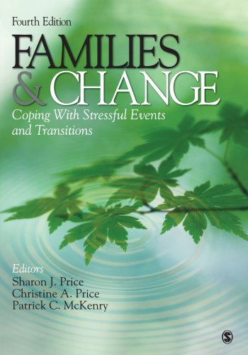 9781412968515: Families & Change: Coping With Stressful Events and Transitions