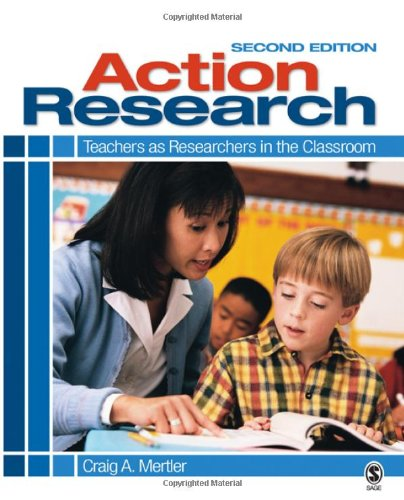 9781412968577: Action Research: Teachers as Researchers in the Classroom, Second Edition
