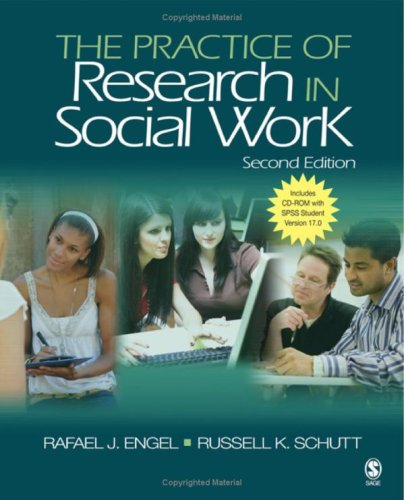 9781412968928: The Practice of Research in Social Work