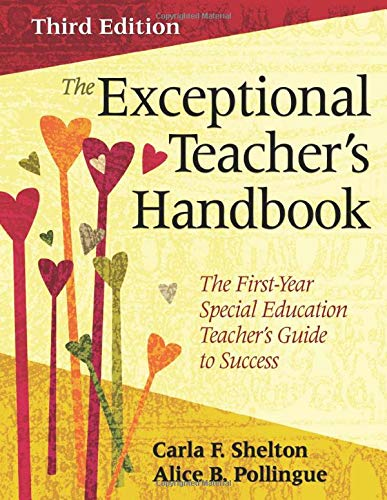 9781412969147: The Exceptional Teacher′s Handbook: The First-Year Special Education Teacher′s Guide to Success (Volume 3)