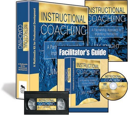 9781412969154: Instructional Coaching (Multimedia Kit): A Multimedia Kit for Professional Development