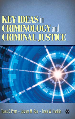 9781412970136: Key Ideas in Criminology and Criminal Justice