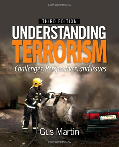 9781412970594: Understanding Terrorism: Challenges, Perspectives, and Issues