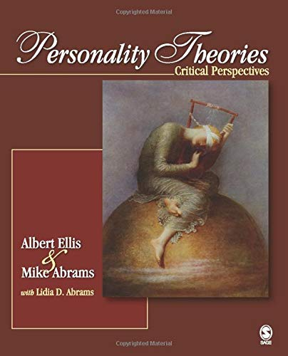 9781412970624: Personality Theories: Critical Perspectives