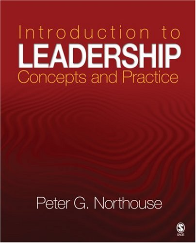 9781412970754: Introduction to Leadership: Concepts and Practice