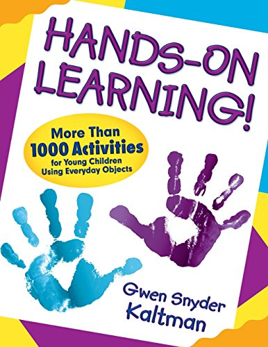 9781412970952: Hands-On Learning!: More Than 1000 Activities for Young Children Using Everyday Objects