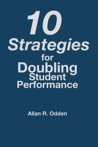 9781412971478: 10 Strategies for Doubling Student Performance