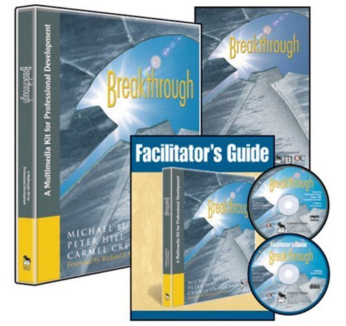 Breakthrough (Multimedia Kit): A Multimedia Kit for Professional Development (Hardcover): Carmel ...