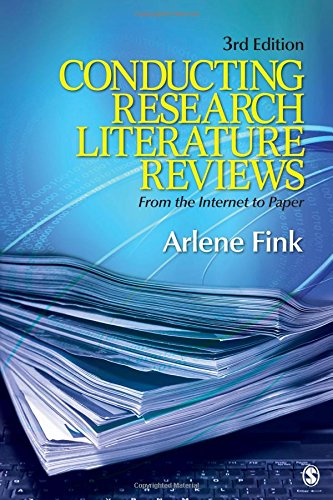 9781412971898: Conducting Research Literature Reviews: From the Internet to Paper