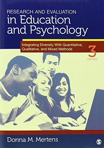 9781412971904: Research and Evaluation in Education and Psychology: Integrating Diversity With Quantitative, Qualitative, and Mixed Methods