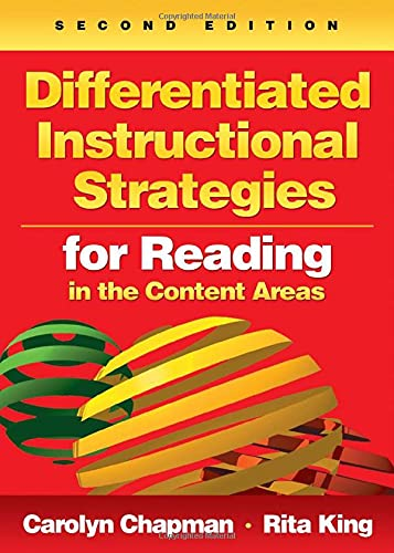 9781412972307: Differentiated Instructional Strategies for Reading in the Content Areas