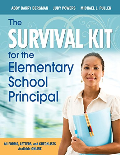 9781412972772: The Survival Kit for the Elementary School Principal