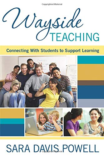 9781412972901: Wayside Teaching: Connecting With Students to Support Learning