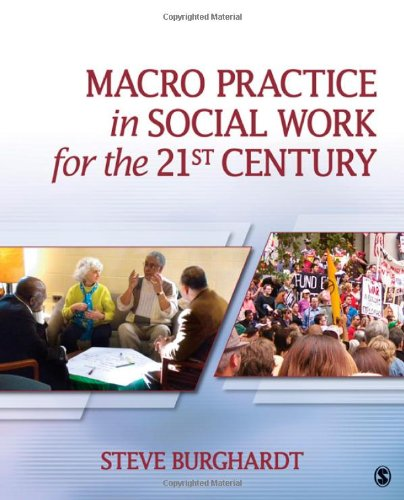 9781412972987: Macro Practice in Social Work for the 21st Century