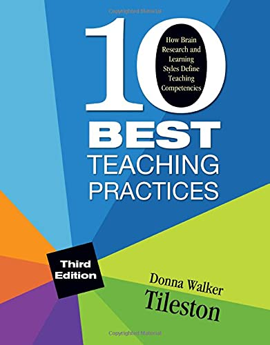 9781412973939: Ten Best Teaching Practices: How Brain Research and Learning Styles Define Teaching Competencies