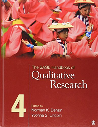 The SAGE Handbook of Qualitative Research (Sage Handbooks)