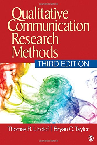 9781412974721: Qualitative Communication Research Methods