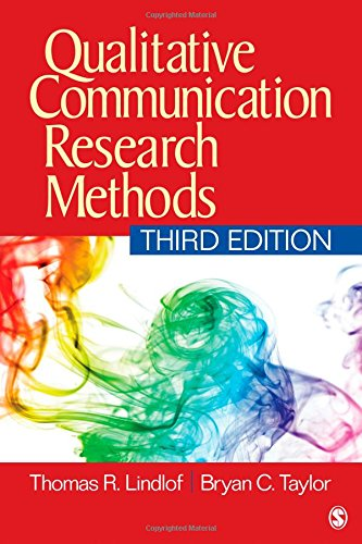 9781412974738: Qualitative Communication Research Methods