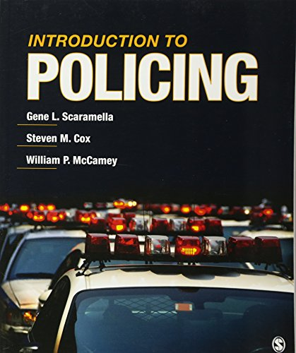 9781412975308: Introduction to Policing
